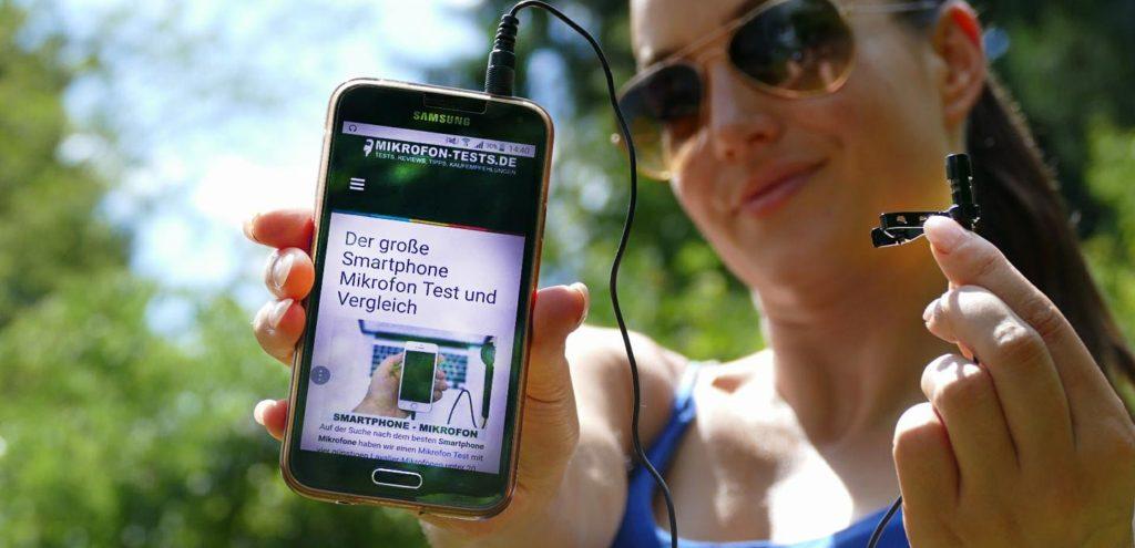 Der große Smartphone Mikrofon Test