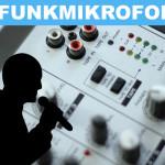 Funkmikrofon Set - drahtlose Mikrofone