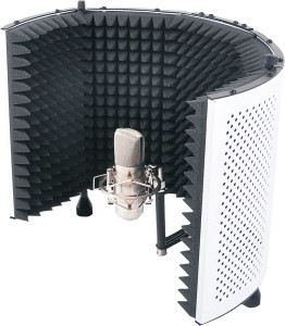 USB-Studiomikrofon Reflexion Screen