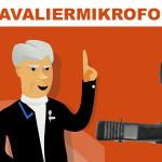 Das beste LAVALIERMIKROFON - Ansteckmikrofon online kaufen
