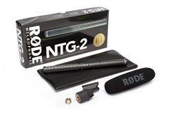 Richtmikrofon Testsieger - Rode NTG-2