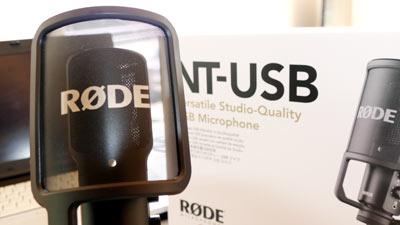 USB Mikrofon Rode NTUSB Kondensatormikrofon