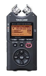Digitaler Recorder von Tascam DR-40 kaufen