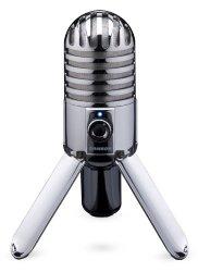 Preis-Leistungs-Sieger USB Mikrofon Samson Metor Mic