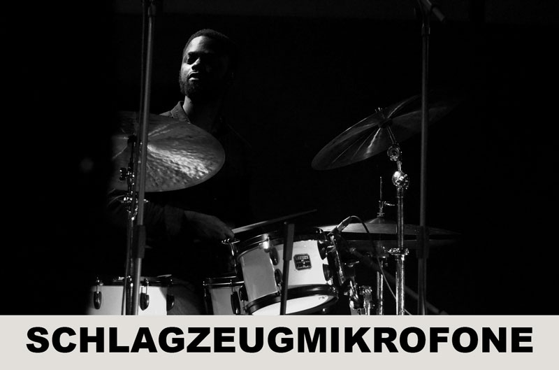 Die besten Schlagzeugmikrofone