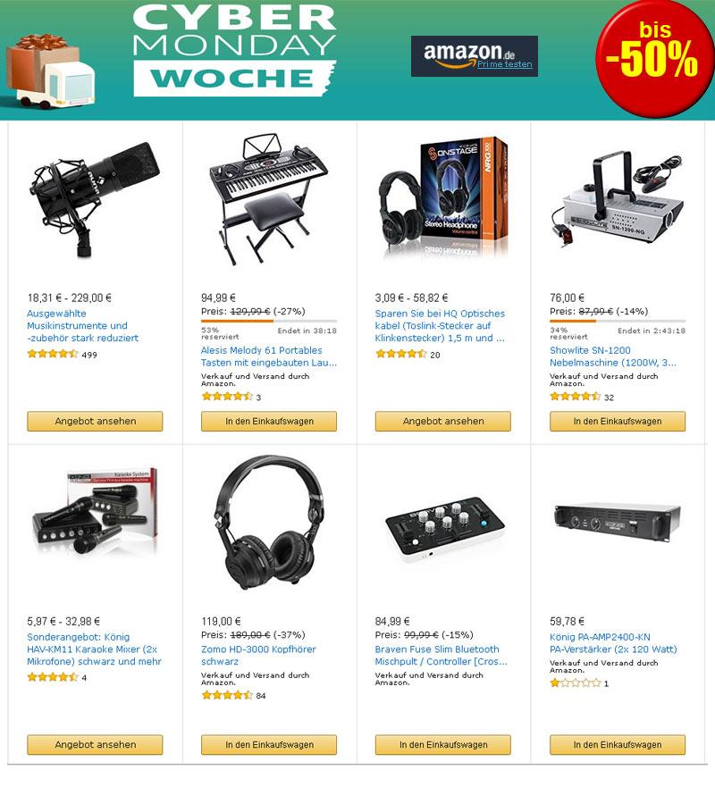 Mikrofon kaufen auf Amazon