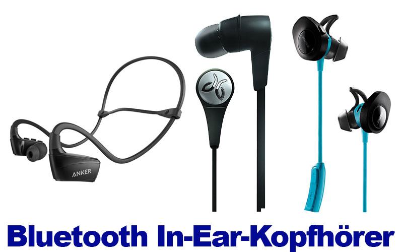 Beste Bluetooth In-Ear-Kopfhörer Test