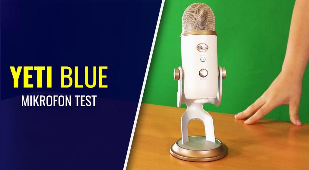 Yeti USB-Mikrofon von Blue Microphones