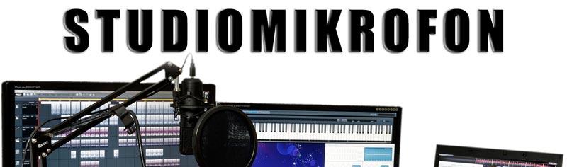 Studiomikrofon für PC mit USB-Anschluss kaufen