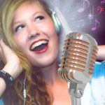 Karaoke-Mikrofon für einen super Abend