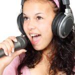 Karaoke Mikrofon zum singen daheim