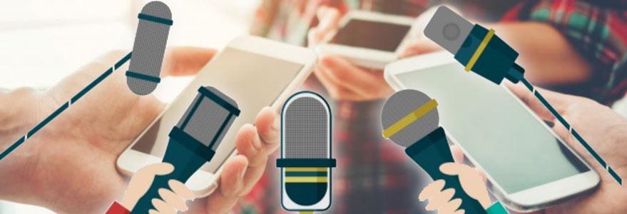 iPhone Mikrofon