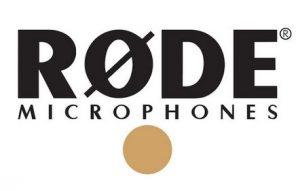 Mikrofon-Marke Rode - Logo des Herstellers