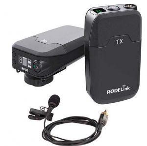 Funkmikrofon Set RodeLINK Filmmaker Kit