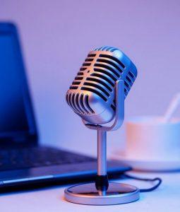 Tisch-Mikrofon