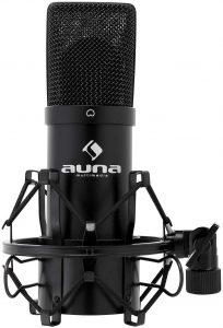 Lets Play Mikrofon - Auna Mic 900B