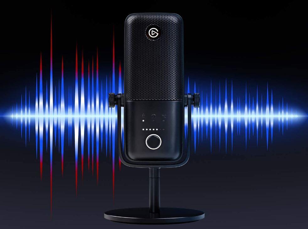Elgato Wave:§ USB-Tischmikrofon für Gaming