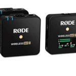 Rode Funkmikrofon Wireless GO 2
